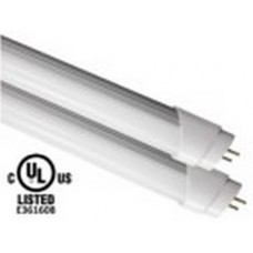 """T8 DLC Tube 9W LED 2ft (24"""") 1100 lumens (NW 5000K) Lumileds.ca (commercial 3SX series)"""